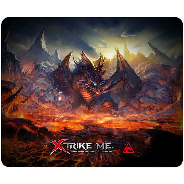 MOUSEPAD GAMER 320X270MM MP-002 - XTRIKE ME