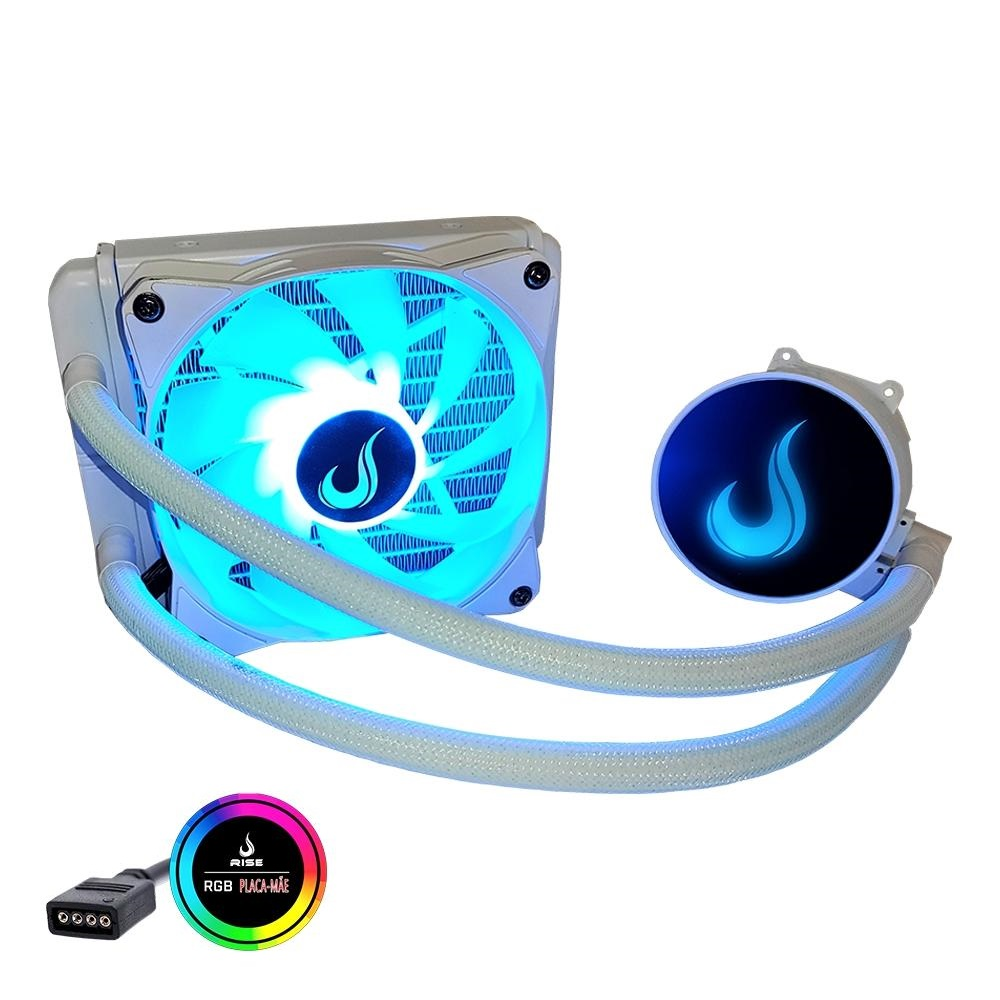 WATER COOLER FROST RGB 120MM - RISE MODE